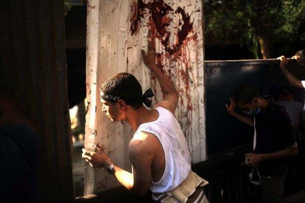 Rabia katliamının acı fotoğrafları 18