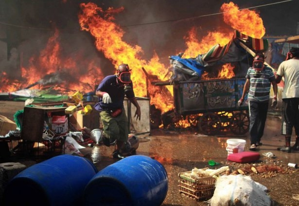 Rabia katliamının acı fotoğrafları 2