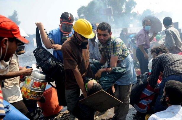 Rabia katliamının acı fotoğrafları 21