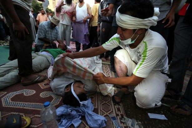 Rabia katliamının acı fotoğrafları 29
