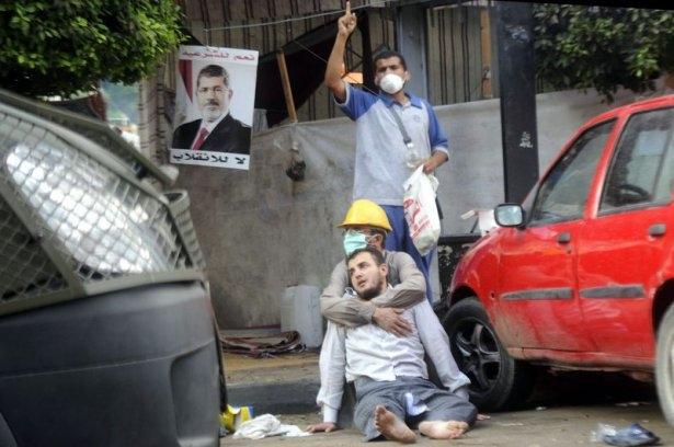 Rabia katliamının acı fotoğrafları 34