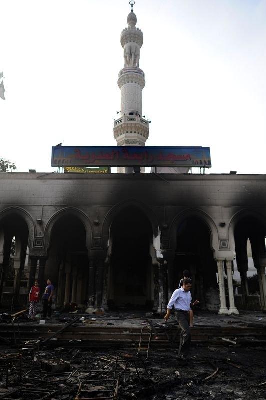 Rabia katliamının acı fotoğrafları 36