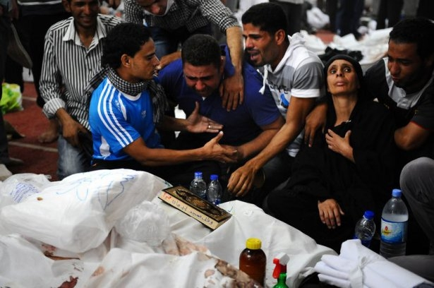 Rabia katliamının acı fotoğrafları 49