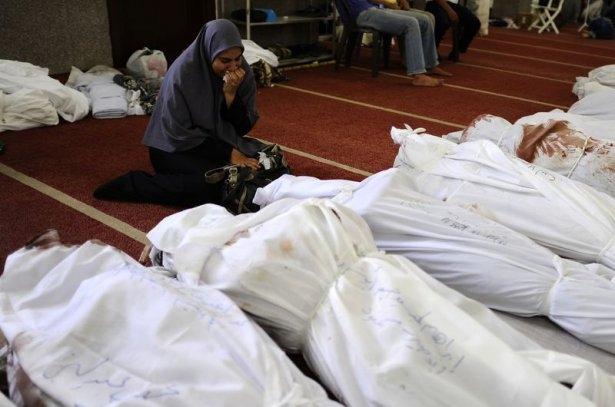 Rabia katliamının acı fotoğrafları 5