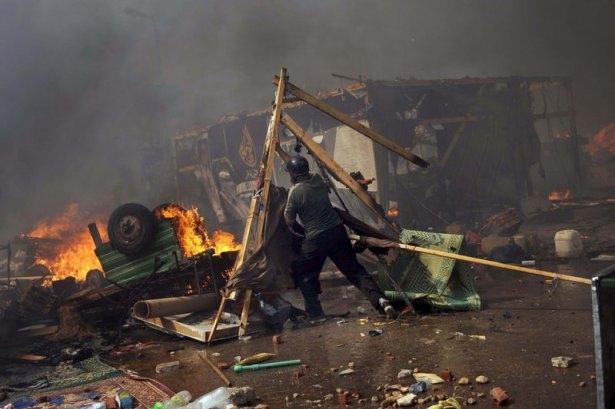 Rabia katliamının acı fotoğrafları 50