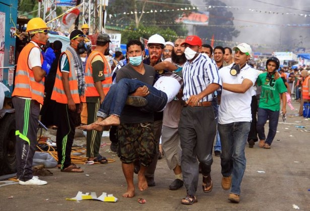 Rabia katliamının acı fotoğrafları 61