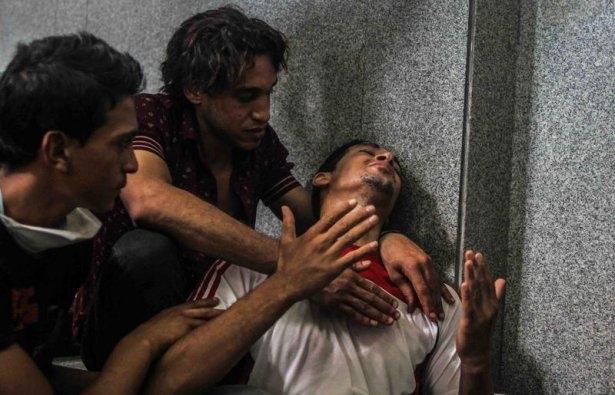 Rabia katliamının acı fotoğrafları 8