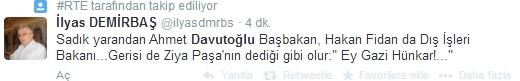 Sosyal medyada Davutoğlu sesleri 10