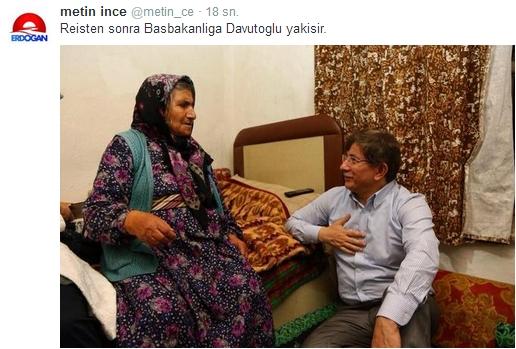 Sosyal medyada Davutoğlu sesleri 16