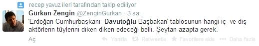 Sosyal medyada Davutoğlu sesleri 3