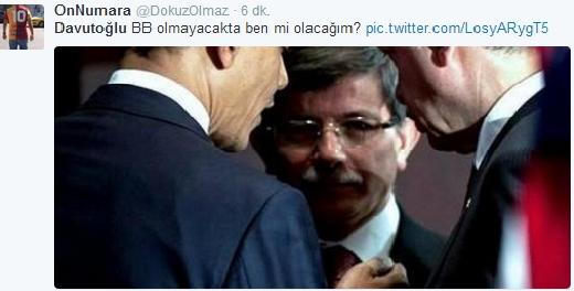Sosyal medyada Davutoğlu sesleri 6