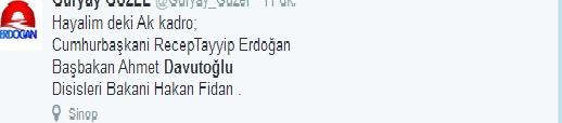 Sosyal medyada Davutoğlu sesleri 8