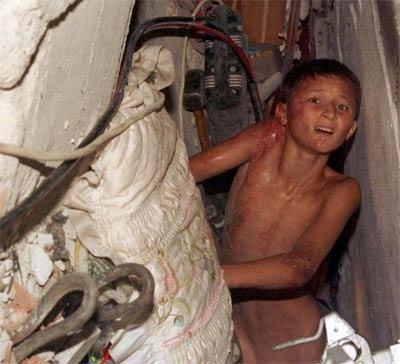 15 yıl önce Türkiye'yi yasa boğan faciadan kareler 38