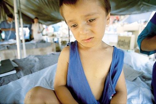 15 yıl önce Türkiye'yi yasa boğan faciadan kareler 63