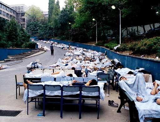 15 yıl önce Türkiye'yi yasa boğan faciadan kareler 64