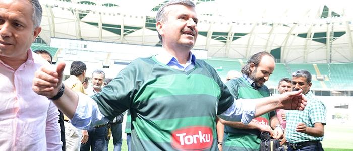 Tahir Akyürek son transfer oldu! 8