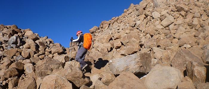 Türk dağcılar İran'ın en yüksek dağına çıktı 12