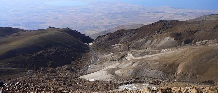 Türk dağcılar İran'ın en yüksek dağına çıktı 13