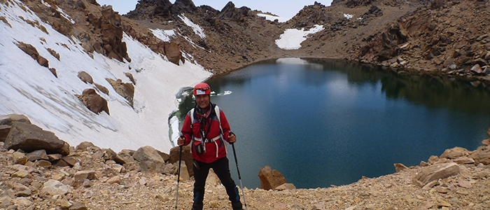 Türk dağcılar İran'ın en yüksek dağına çıktı 9