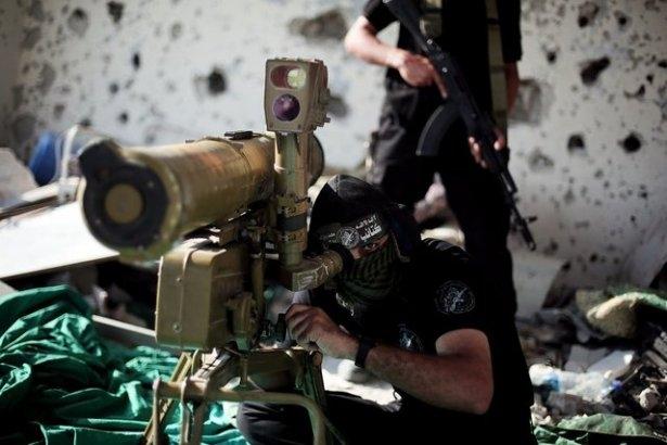 İsrail'i titreten ordu: Kassam Tugayları 10