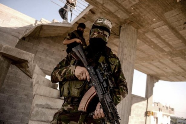 İsrail'i titreten ordu: Kassam Tugayları 13