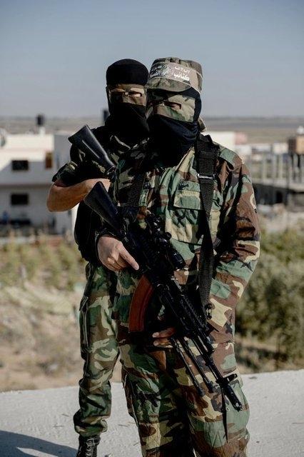İsrail'i titreten ordu: Kassam Tugayları 18