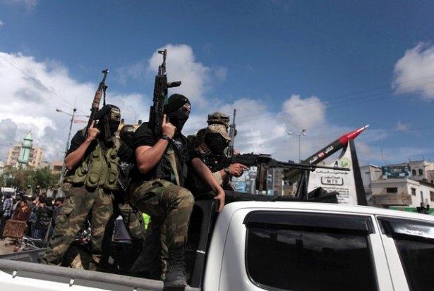 İsrail'i titreten ordu: Kassam Tugayları 25