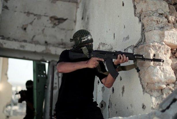 İsrail'i titreten ordu: Kassam Tugayları 5
