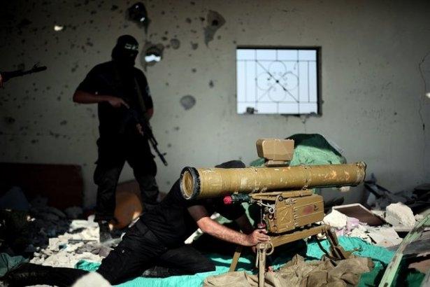 İsrail'i titreten ordu: Kassam Tugayları 6
