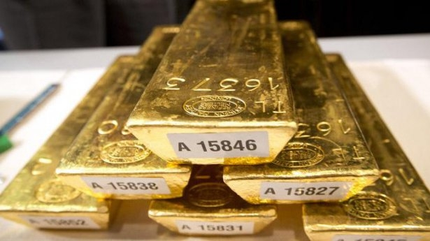 En çok altın rezervi hangi ülkede? 13
