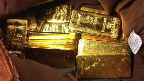 En çok altın rezervi hangi ülkede? 20