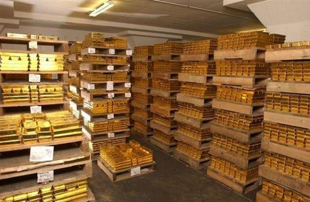 En çok altın rezervi hangi ülkede? 26