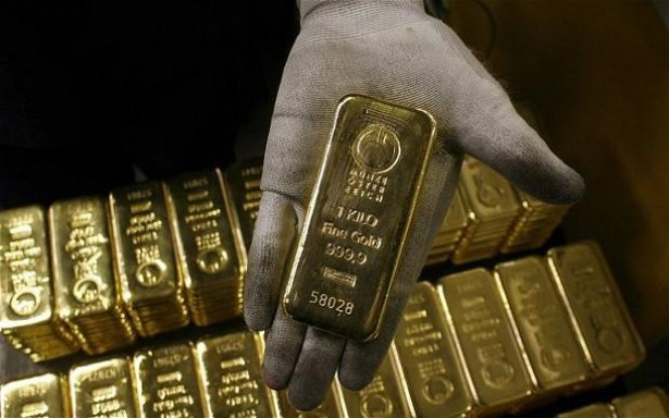 En çok altın rezervi hangi ülkede? 34