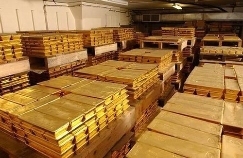 En çok altın rezervi hangi ülkede? 40