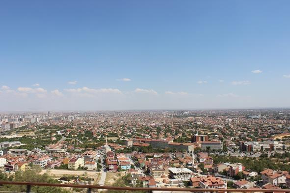 Gez Dünya'yı, gör Konya'yı 12