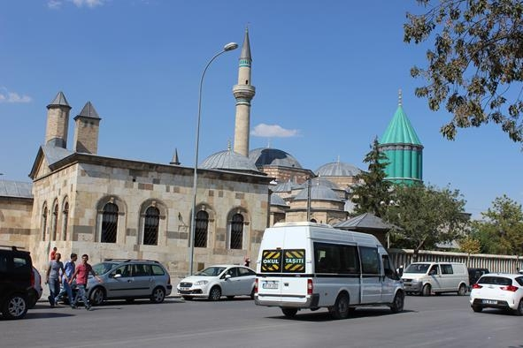 Gez Dünya'yı, gör Konya'yı 18