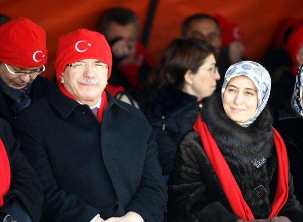 Fotoğraflarla dünden bugüne Ahmet Davutoğlu 102