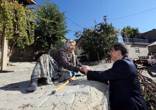 Fotoğraflarla dünden bugüne Ahmet Davutoğlu 104