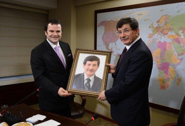 Fotoğraflarla dünden bugüne Ahmet Davutoğlu 108