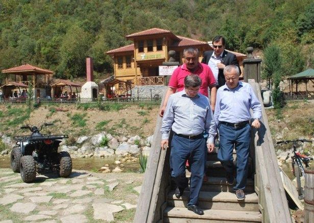 Fotoğraflarla dünden bugüne Ahmet Davutoğlu 11