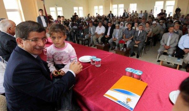 Fotoğraflarla dünden bugüne Ahmet Davutoğlu 113