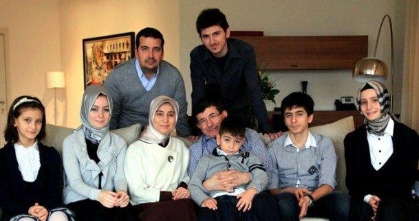 Fotoğraflarla dünden bugüne Ahmet Davutoğlu 116