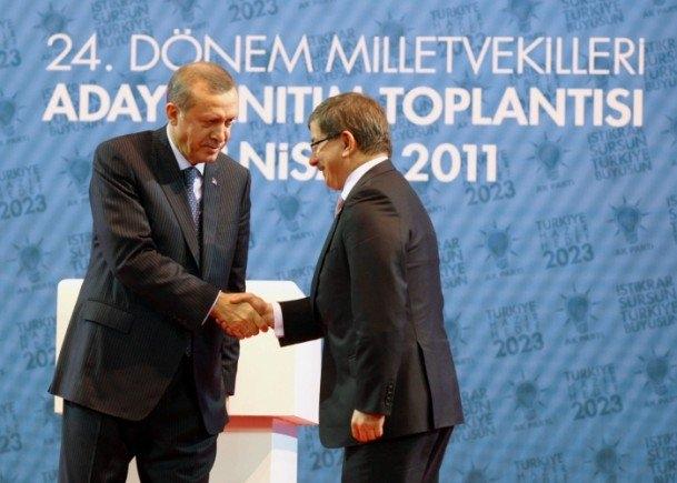 Fotoğraflarla dünden bugüne Ahmet Davutoğlu 117