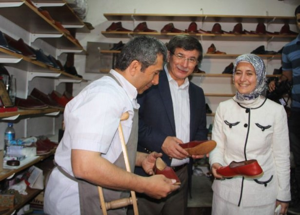 Fotoğraflarla dünden bugüne Ahmet Davutoğlu 12