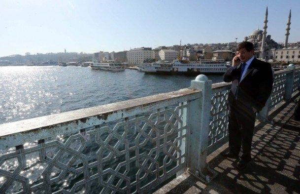 Fotoğraflarla dünden bugüne Ahmet Davutoğlu 123
