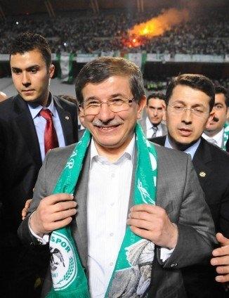 Fotoğraflarla dünden bugüne Ahmet Davutoğlu 126