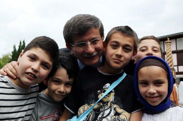 Fotoğraflarla dünden bugüne Ahmet Davutoğlu 14