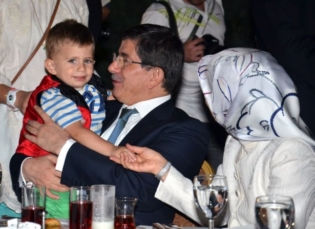 Fotoğraflarla dünden bugüne Ahmet Davutoğlu 21