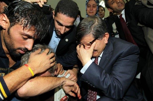 Fotoğraflarla dünden bugüne Ahmet Davutoğlu 22