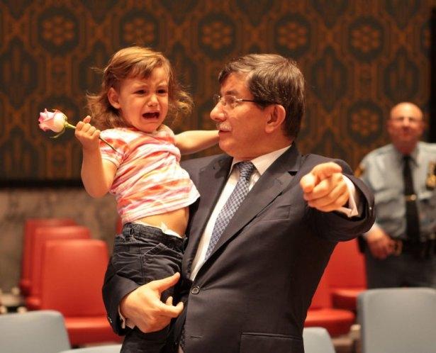 Fotoğraflarla dünden bugüne Ahmet Davutoğlu 29